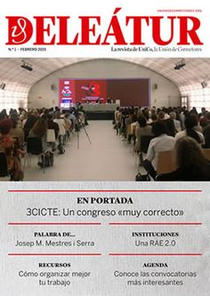 Revista Deleátur. n.º 1