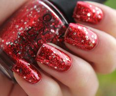 OPI - Great color for Christmas!