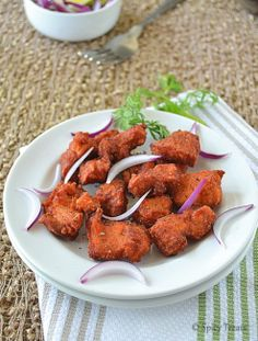 Spicy Treats: Chicken 65 / Indian Style Fried Chicken ~ Spicy n Juicy!