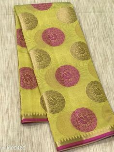 Sarees Stylish Banarasi Cotton Silk Zari Work Saree  *Fabric* Saree - Banarasi Cotton Silk.  *Size* Saree Length - 5.50 Mtr.  *Work* Zari Work  *Sizes Available* Free Size *   Catalog Rating: ★4.1 (1679)  Catalog Name: Vanya Zari Woven Banarasi Cotton Silk Sarees CatalogID_121281 C74-SC1004 Code: 717-1009450-