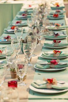 Pretty Natural Table  #DeliciousBuzzEvents