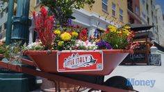 Check Out Little Italy, San Diego