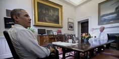 WASHINGTON (AP) — President Barack Obama is expected to rein in spying on foreign leaders and is considering restricting National Security Agency access to Americans' phone records, according to people familiar with a White House review of the government's surveillance programs. Obama could unveil his highly anticipated decisions as early as next week.
