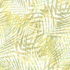 Golden Palm by Simonetta De Simone Seamless Repeat  Royalty-Free Stock Pattern