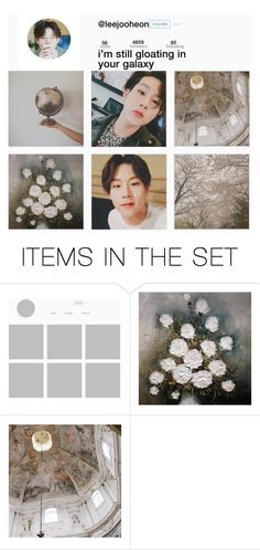 """""""Lee Jooheon instagram -MX- /RTD/"""" by instaaes ❤ liked on Polyvore featuring art"""