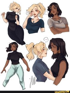 overwatch, pharah, pharmercy, mercy