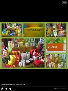 Flower Attic & Gifts. Virden Manitoba  Fruits and passion