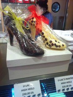Chocolate Shoes NYC New York