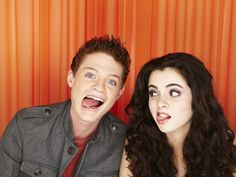 Emmett and Bay- Switched at Birth. I barely starting watching this! and it is awesome! Vanessa Marano, Laura Marano, Sad Movies, Movie Tv, Switched At Birth Bay, Emmett And Bay, Sean Berdy, Birth Photos, Film Serie