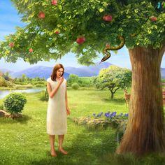 #Iisus #Sfanta_Biblie #rugăciune Bible Pictures, King Jesus, Adam And Eve, Scripture Art, Verse, Bible Stories, Christian Art, White Dress, History