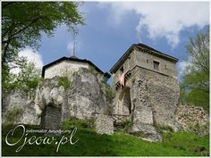 Ojcow Castle Chateaus, Krakow, National Parks, Castle, House Styles, Life, Poland, Mansions, Palaces