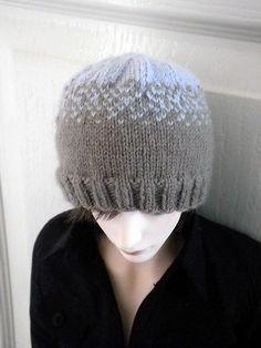Easy colorwork hat