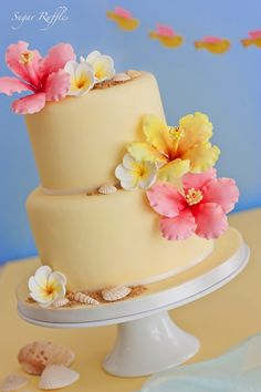 Party Cakes Magazine Cover- Sugar Ruffles