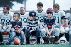 American Football style at the Z8 collection!