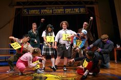 25th Annual Putnam County Spelling Bee (with Jared Gertner, James Monroe Iglehart, Betsy Wolfe) ★★★★