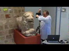 Tecnología 3D para uno de los mayores hallazgos arqueológicos del mundo, el León de #Cástulo