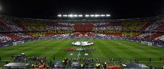 Club Atlético de Madrid - Nuestro triunfo ante el Bayern, en imágenes