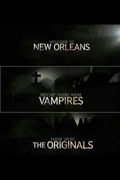 The Vampire Diaries - The Originals