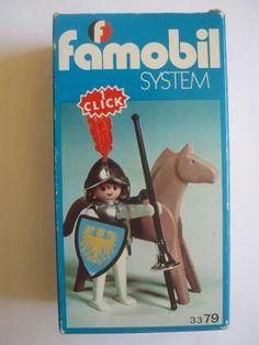 Click de famobil. La versión barata de los Playmobil.