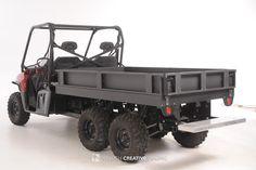 """Modified Polaris Ranger UTV """"dump truck"""""""