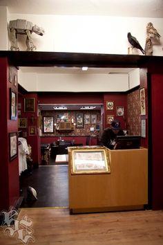 Cosmetics tattoo studio tattoo shop shop studio idea s shop tattoos