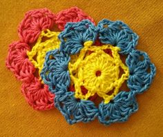 Crochet flower 30