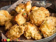 Цветная капуста жареная в кляре Potato Salad, Cauliflower, Potatoes, Chicken, Meat, Vegetables, Cooking, Ethnic Recipes, Food