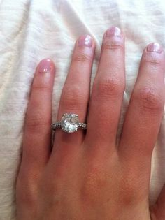 Photo Contest Post Your Engagement Ring Ring Engagement and