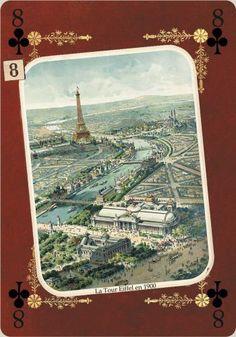 The Paris exposition in 1900