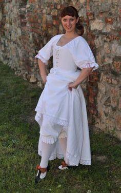 Tailor's - Lenka, Rococo costume, part 2