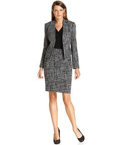 Uniform prints add some spice to your wardrobe while remaining conservative enough for a business casual office.  |  Follow Rita and Phill for more tips on the unspoken rules of professional fashion!    https://www.pinterest.com/ritaandphill/conservative-office-outfits/