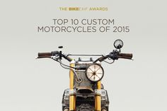 The Top 10 Custom Motorcycles of 2015