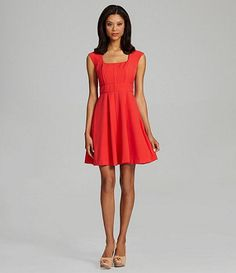 1e4d3f967b5 Available at Dillards.com  Dillards Fit And Flare