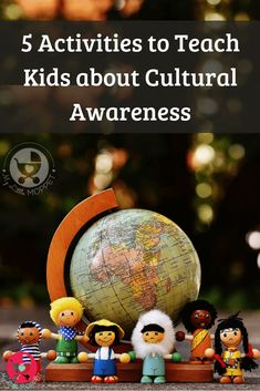 As parents, we should raise our kids to respect all cultures. Here are 5 simple and fun activities to Teach Kids about Diversity and Cultural Awareness.