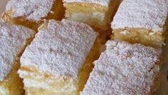 Jogurtový koláč s tvarohovým krémem a jemnou chutí – připravený za pár minut!   Vychytávkov