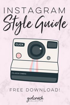 Download the *free* Instagram Style Guide! Instagram has more than 800 million active monthly users, making it very easy to get lost in the crowd. Creating a theme for your Instagram account will help distinguish your profile from other profiles in your niche. Focusing on posting to Instagram with a cohesive style in mind will make you recognizable and more visually appealing; after all, Instagram was created to be a visual platform! #instagramfeed #instagramstyle #instagramaesthetic Tips Instagram, Instagram Marketing Tips, Instagram Design, Free Instagram, Instagram Fashion, Social Media Tips, Social Media Marketing, Online Marketing, Business Tips
