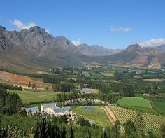 Places to visit and eat at on a road trip in the Cape Winelands of South Africa, passing towns such as Stellenbosch and Franschhoek. Great Places, Beautiful Places, Provinces Of South Africa, South African Wine, Cape Town South Africa, Africa Travel, Countries Of The World, Holiday Destinations, Tourism