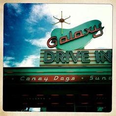 Galaxy Drive In St. Louis Park, Minnesota 2011