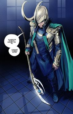 "Tom Hiddleston ""Loki"" Fan art by http://eleathyra.deviantart.com/art/The-picture-says-it-all-474700558"