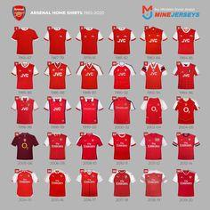 Arsenal Fc, Arsenal Football Club, Arsenal Jersey, Liverpool Football Club, Classic Football Shirts, Vintage Football, British Football, European Football, Soccer Kits