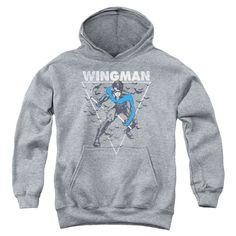 Nightwingman Youth Hoodie