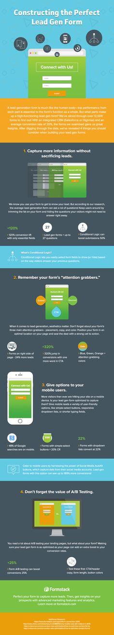 4 Lead Generation Form Optimization Techniques