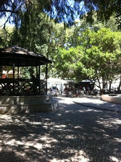 The neighbourhood garden and square is always full of activity and life. It's a great place to go for a coffee to see how the locals enjoy life in Campo de Ourique Great Places, Places To Go, City Break, Best Cities, Lisbon, The Locals, Beautiful Gardens, The Neighbourhood, Portugal