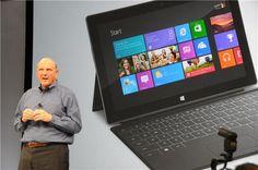 Conheça o novo tablet Surface da Microsoft
