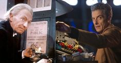 DOCTOR WHO - A return to the Hartnell style | Warped Factor - Daily features and news from the world of geek