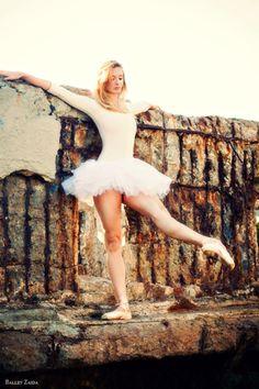 Dancer - Kristina Lind. Location - The Sutro Bath Ruins. San Francisco, California. http://facebook.com/balletzaida © 2012 Oliver Endahl