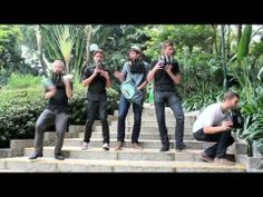 street music ▶ Party Rock Anthem - Bottle Band - YouTube