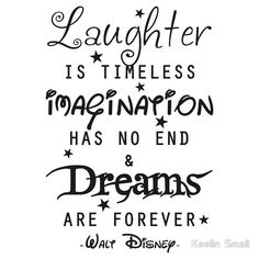Other favorite Walt Disney quote Walt Disney Quotes, Disney Songs, Disney Disney, Disney Princess, Cute Quotes, Great Quotes, Quotes To Live By, Disney Sticker, Disney Typography