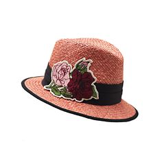 """Collezioni Accessori n.87 #BeatriceB Look Book """"Rosa Rosae"""" #s17 #trends #accessories #pink #hat #details #fashion #chic #summer #outfit"""