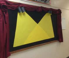 A bulletin board (pinboard, pin board, noticeboard, or notice board) is a surface intended for the posting of public messages, for example, to advertise items wanted or for sale, announce events, or provide information. To create a awesome bulletin board for a classroom, all you need is imagination.